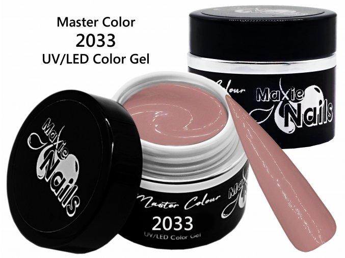 Master Color 2033 UV LED Color Gel