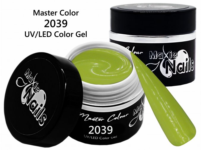 Master Color 2039 UV LED Color Gel