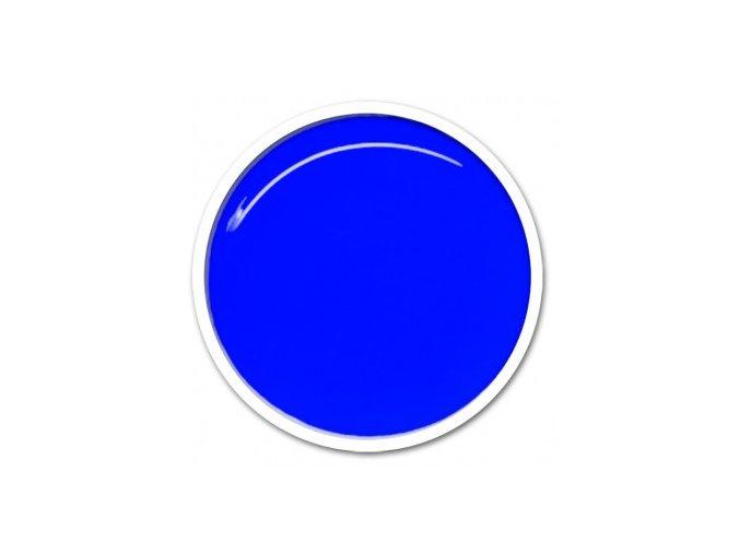 barevny uv gel neon line 5ml n05 modry