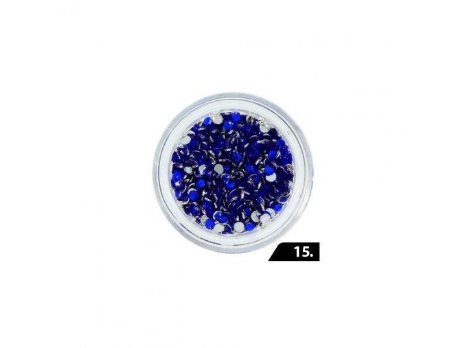 15 cyrkonie imitacja szkla 2 mm 200 szt