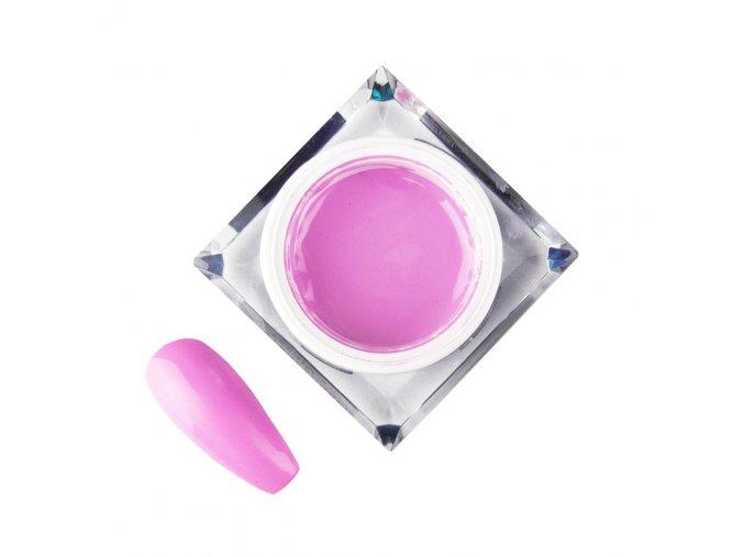 zel kolorowy do zdobien artistic gel mollylac art pink rozowy 5 ml nr 7