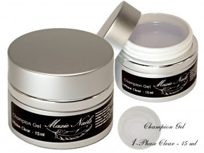 1 Phase Clear Chanpion Gel 15 ml