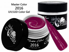 Master Color 2016 UV LED Color Gel