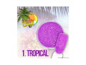 sandy candy tropical 1