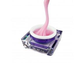 zel do paznokci allepaznokcie zel budujacy perfect french elegant pink 5 ml