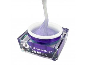 zel do paznokci allepaznokcie zel budujacy jelly moonlight violet 15 ml