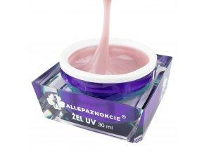 zel do paznokci allepaznokcie zel budujacy perfect french milkshake 30 ml