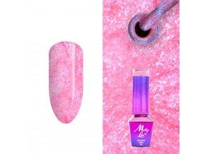 lakier hybrydowy mollylac bling it on diamond skin 5ml nr 503
