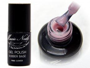 GEL POLISH RUBBER BASE PINK COVER