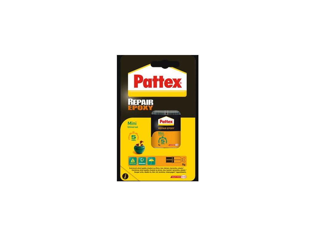 vyr 828pattex repair epoxy universal 5 min