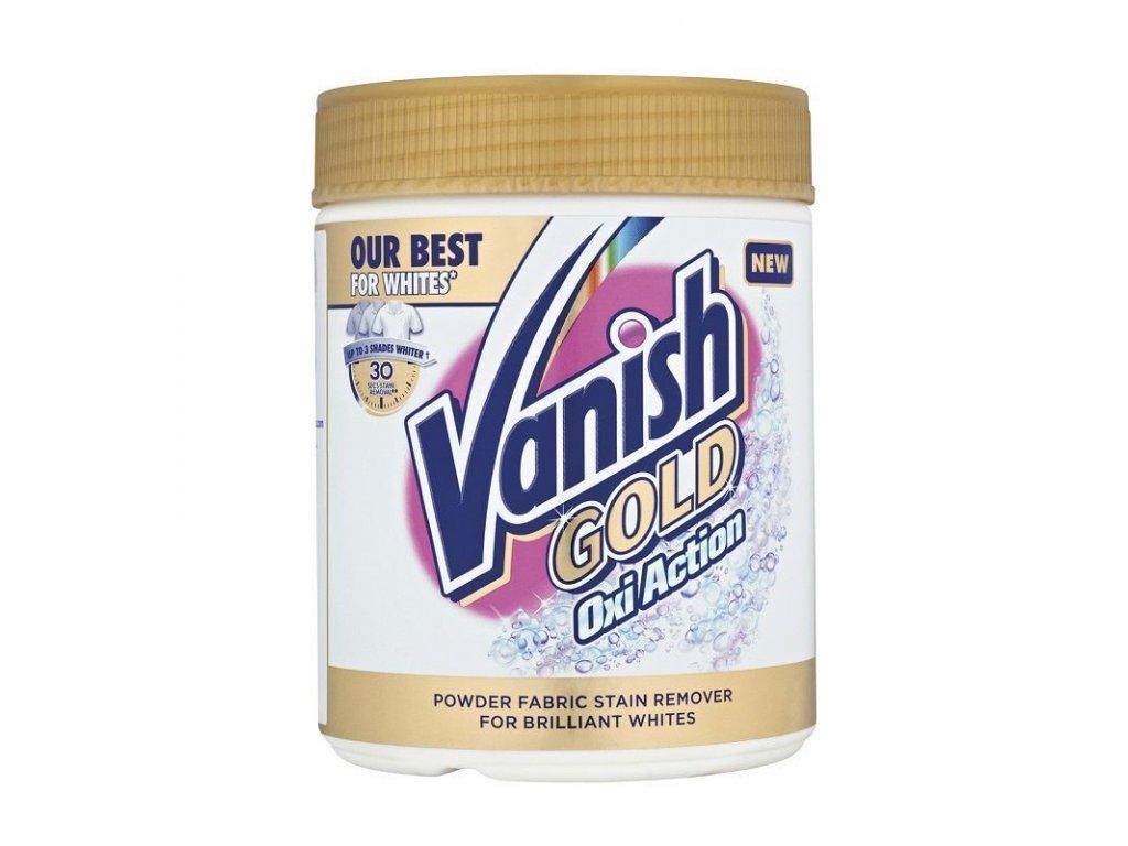 VANISH Oxi Action Gold Bílý 625 g
