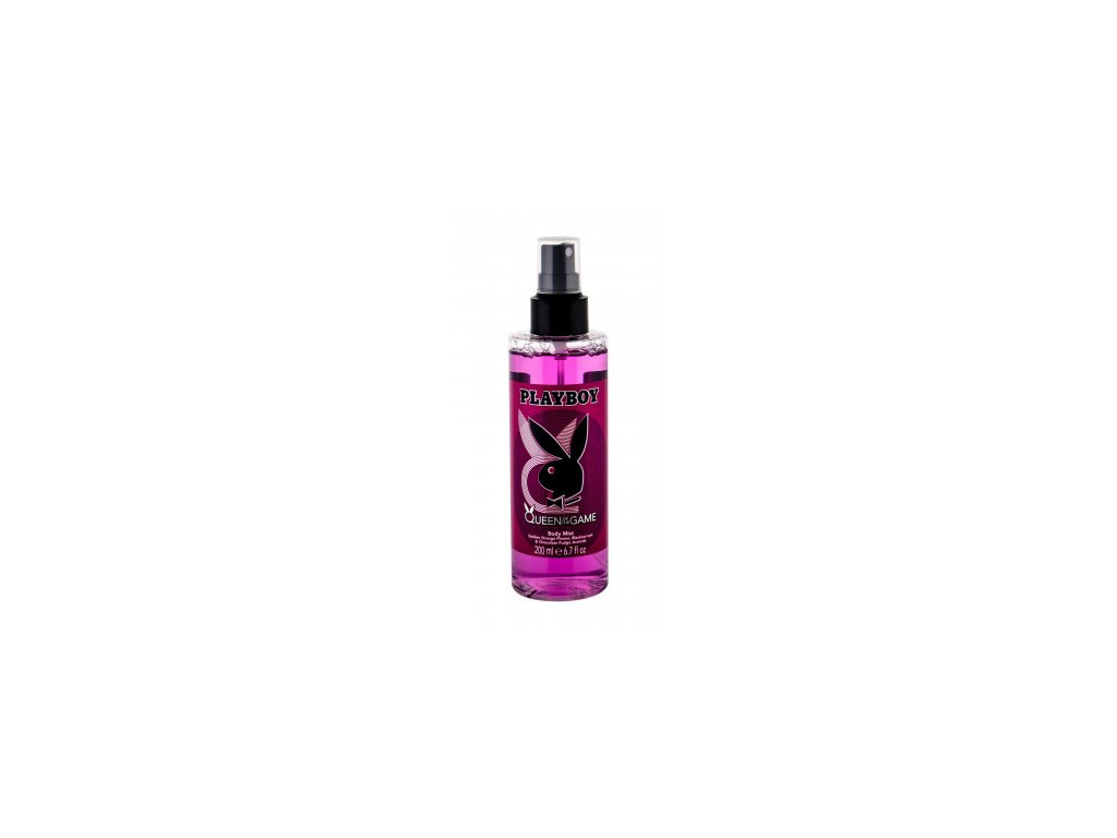 playboy queen of the game 200ml