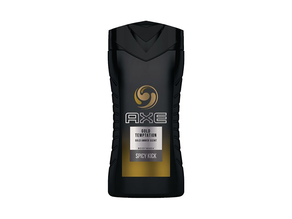 AXE GOLD TEMPTATION SPRCHOVÝ GEL 250 ML