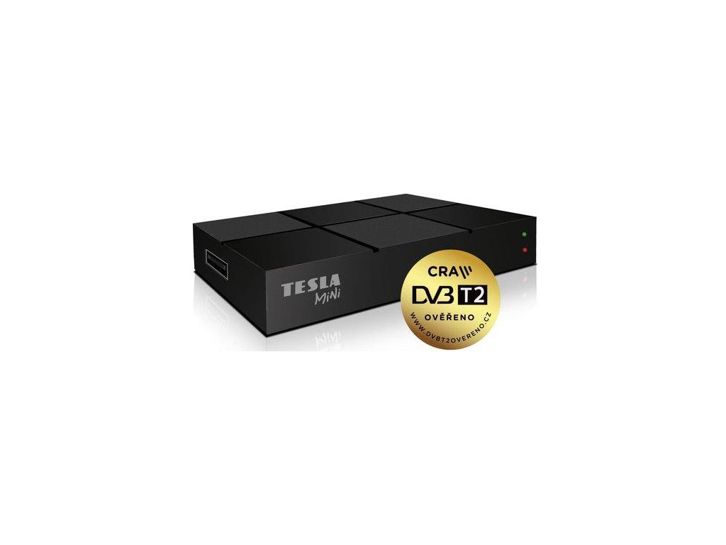 DVB-T2 přijímač pro nové digitální vysílání v České Republice