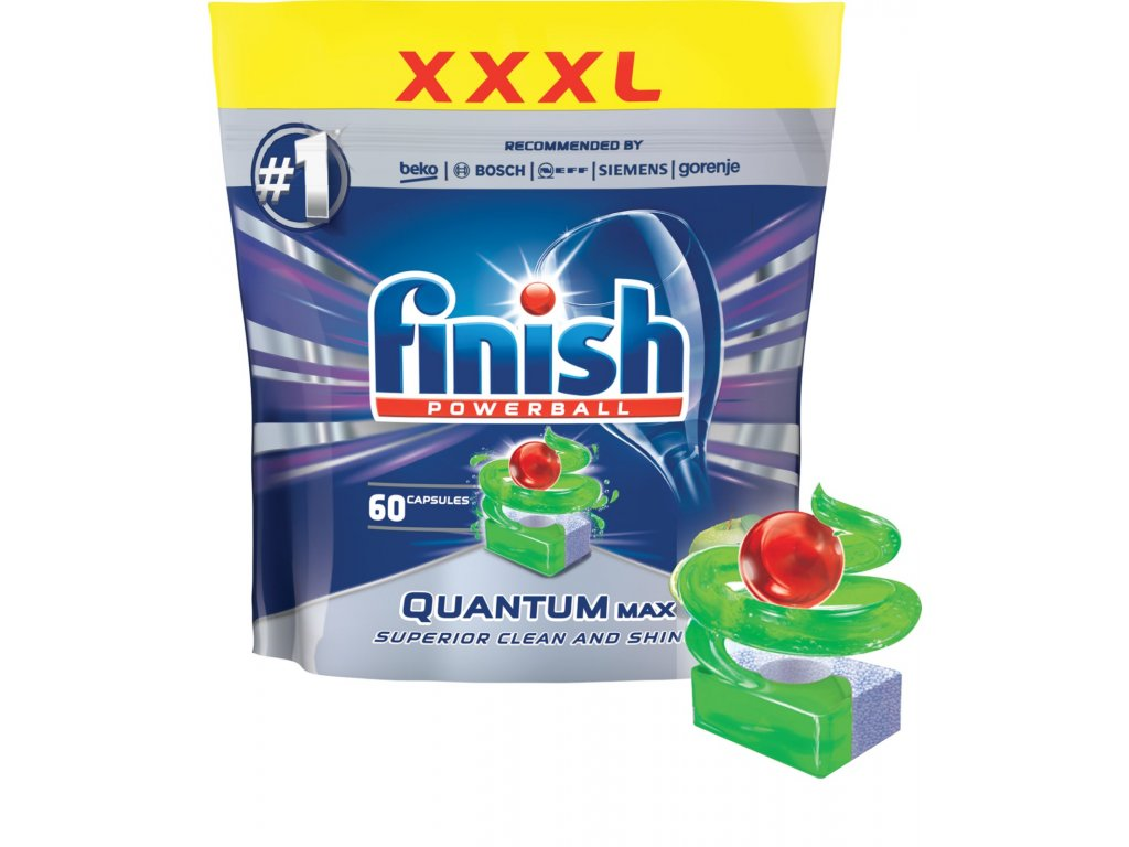 finish quantum max apple lime tablety do mycky