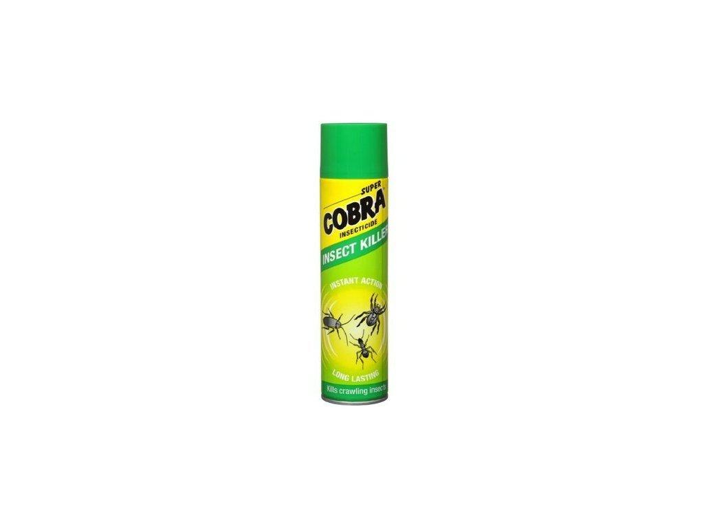 super cobra sprej na lezouci hmyz