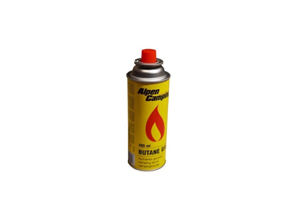 plyn do varicu alpen camping 400 ml