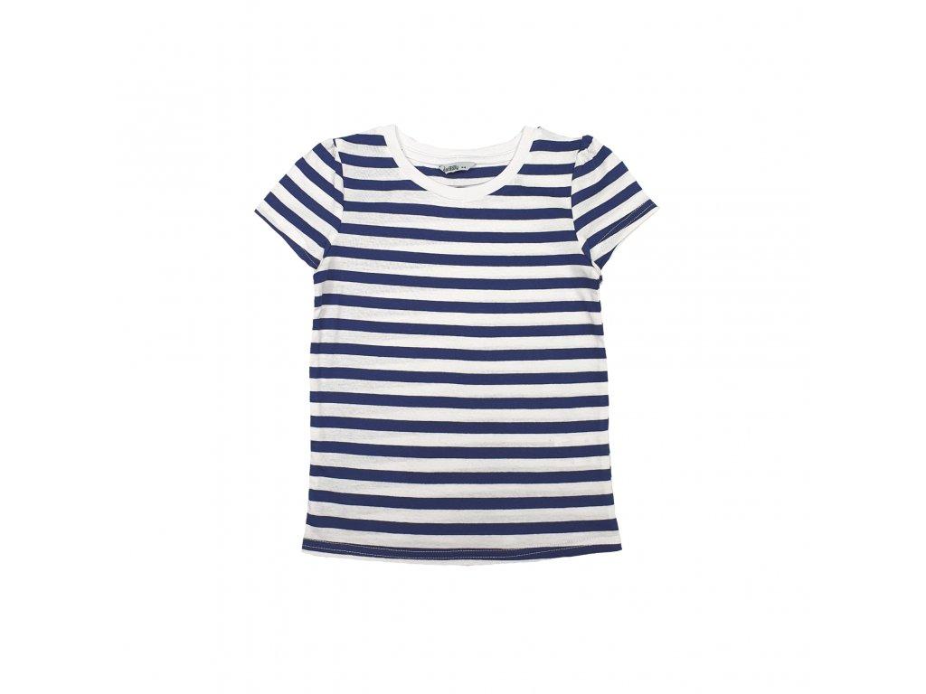 Dětské tričko s proužkem