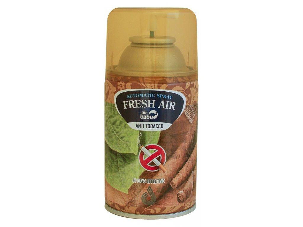 Osvěžovač vzduchu Fresh air 260 ml/anti tobacco