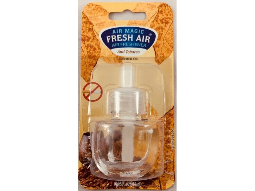 Fresh Air Electric náplň 19ml - Anti Tabacco