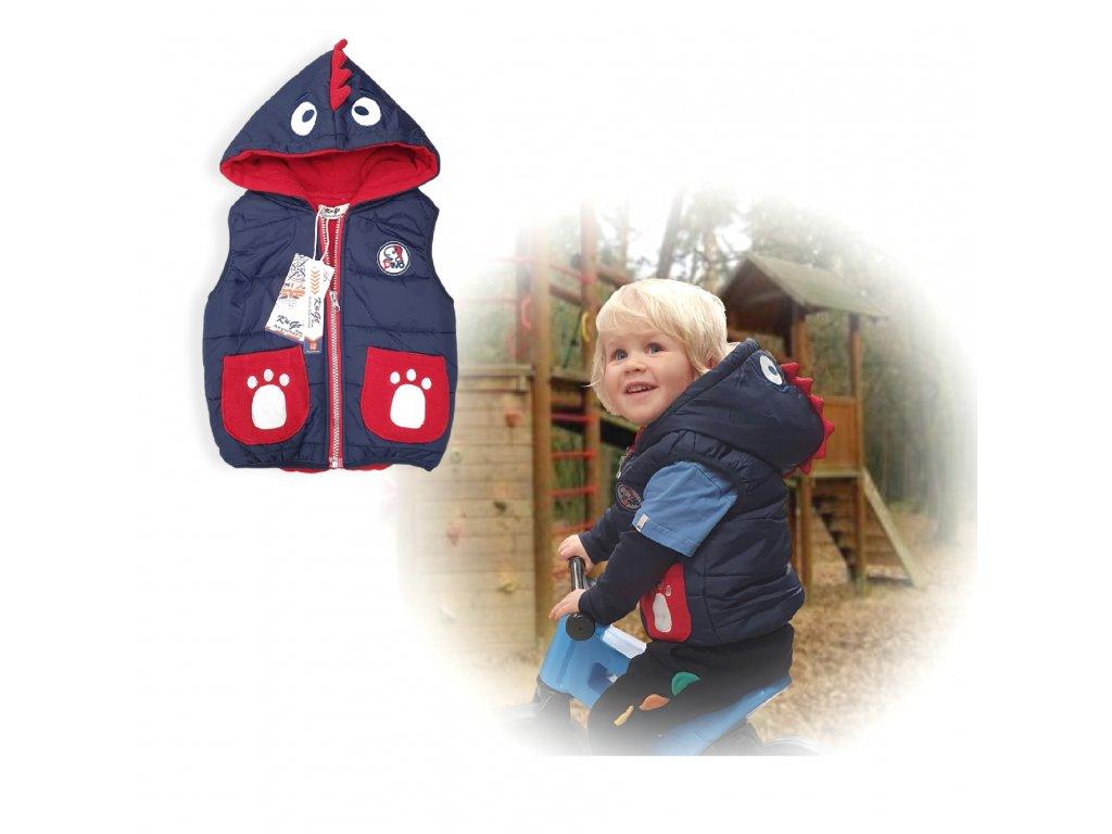 Dětská vesta Kugo