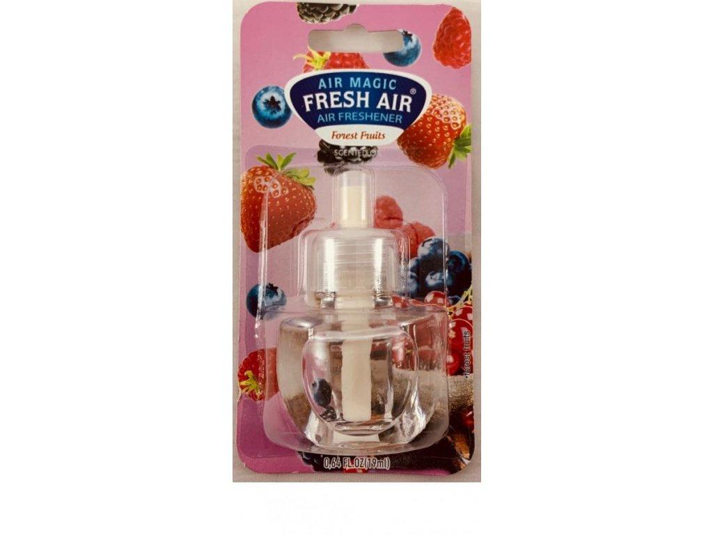 Fresh Air Electric náplň 19ml - Lesní ovoce