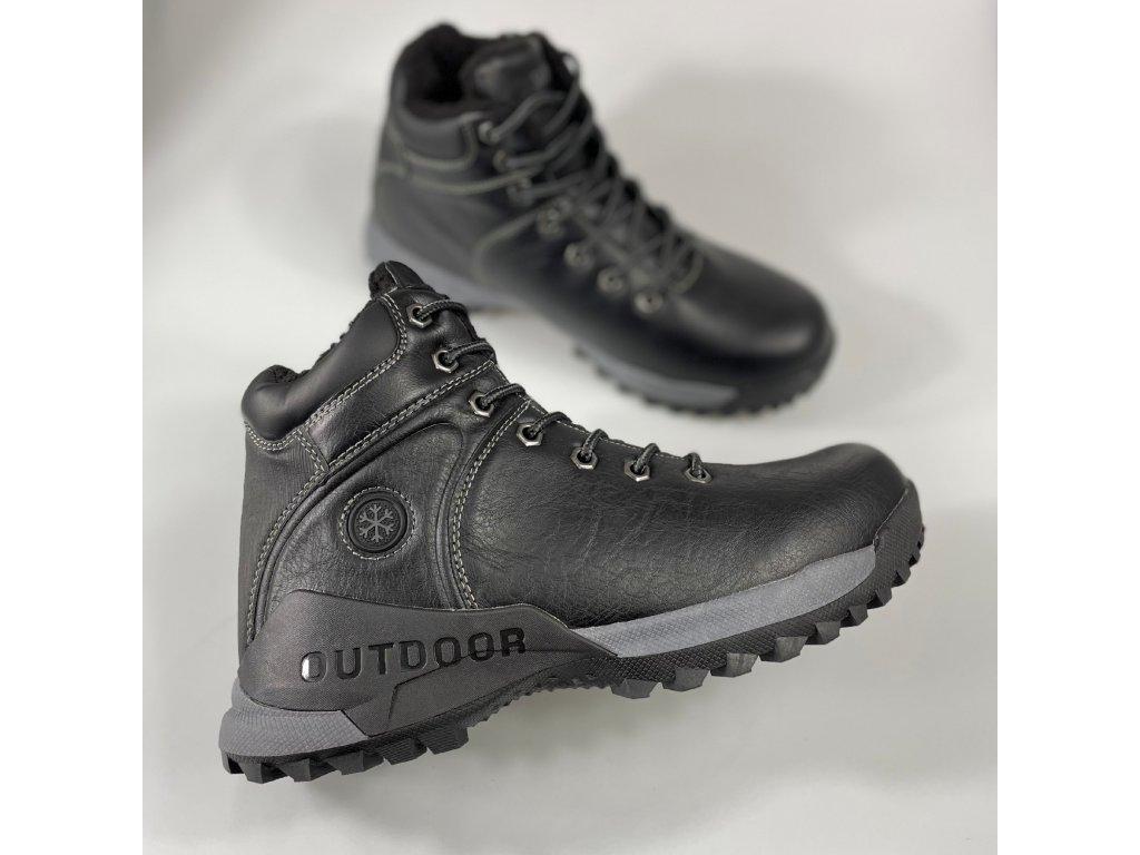 Pánská zimní obuv Outdoor