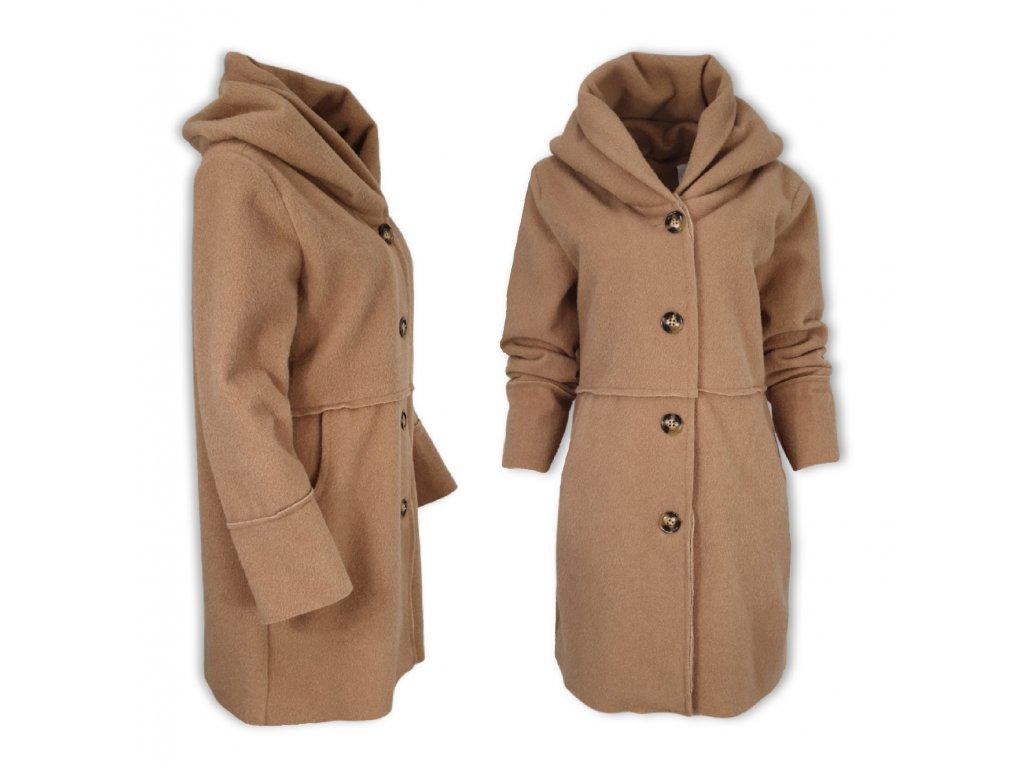 Dámský kabát Miss Think