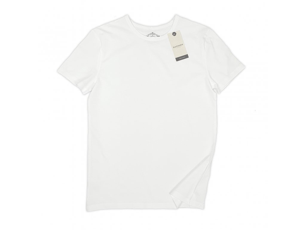 Unisex tričko bílé