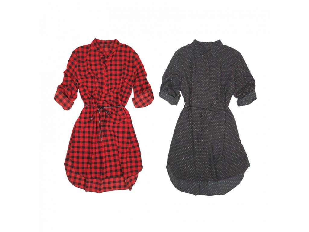 Dámské šaty ITALY B&R