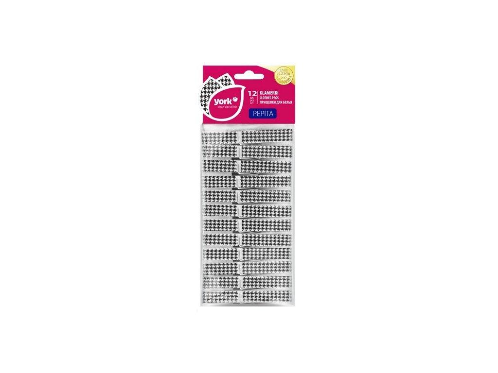 8375 kolicky na pradlo 12ks plast york pepita