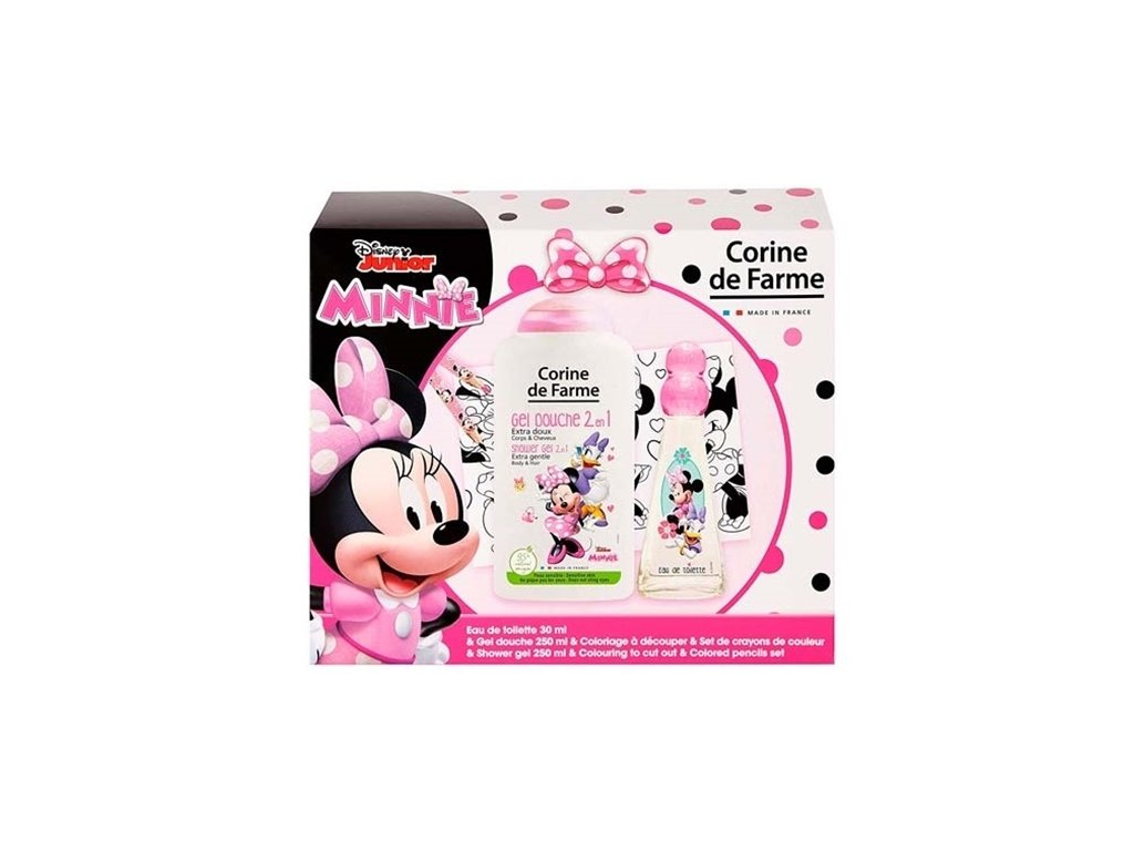 0076636 corine de farme disney junior minnie estuche 600