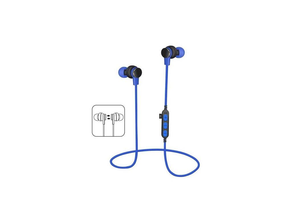 platinet pm1061bl bluetooth sluchatka s microsd modra i370913