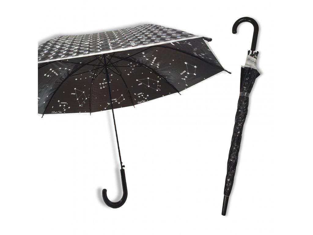 Dámský deštník Souhvězdí