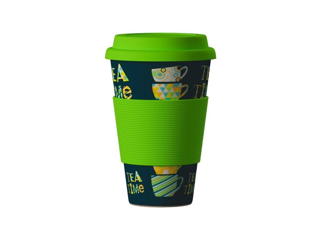 vyr 588 Cup timefortee green