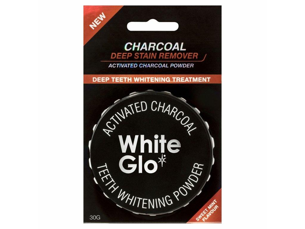 Bělící zubní pudr CHARCOAL 30g