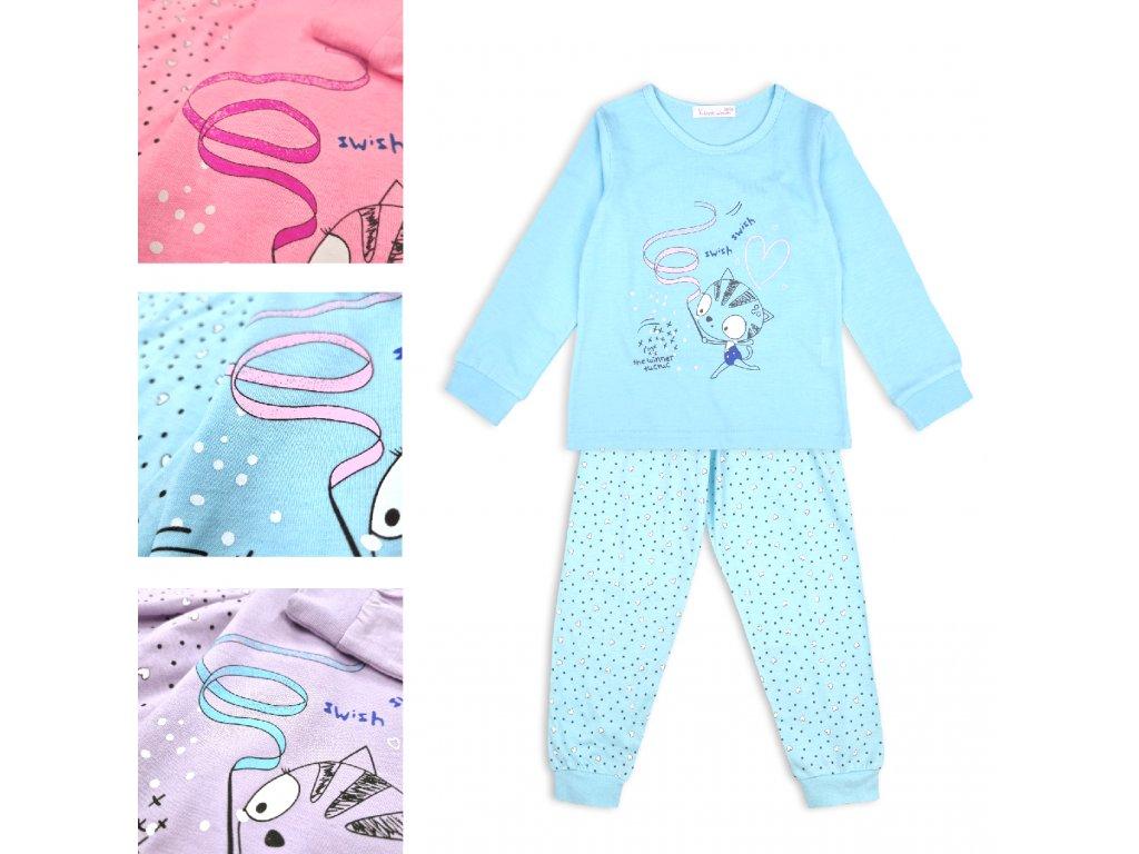 Dívčí pyžamo Swish N-FEEL