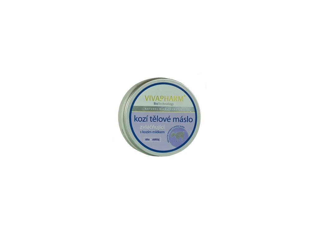 vivapharm telove maslo s kozim mlekem 200 ml 36831