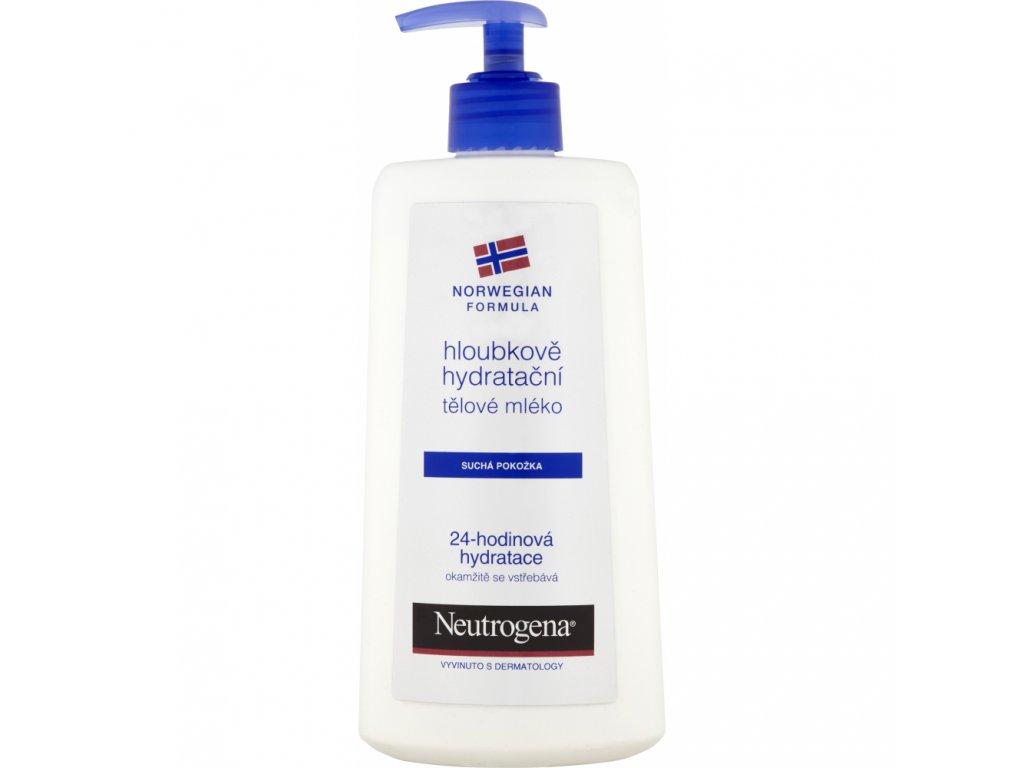 810289 neutrogena hydratacni telove mleko 400ml