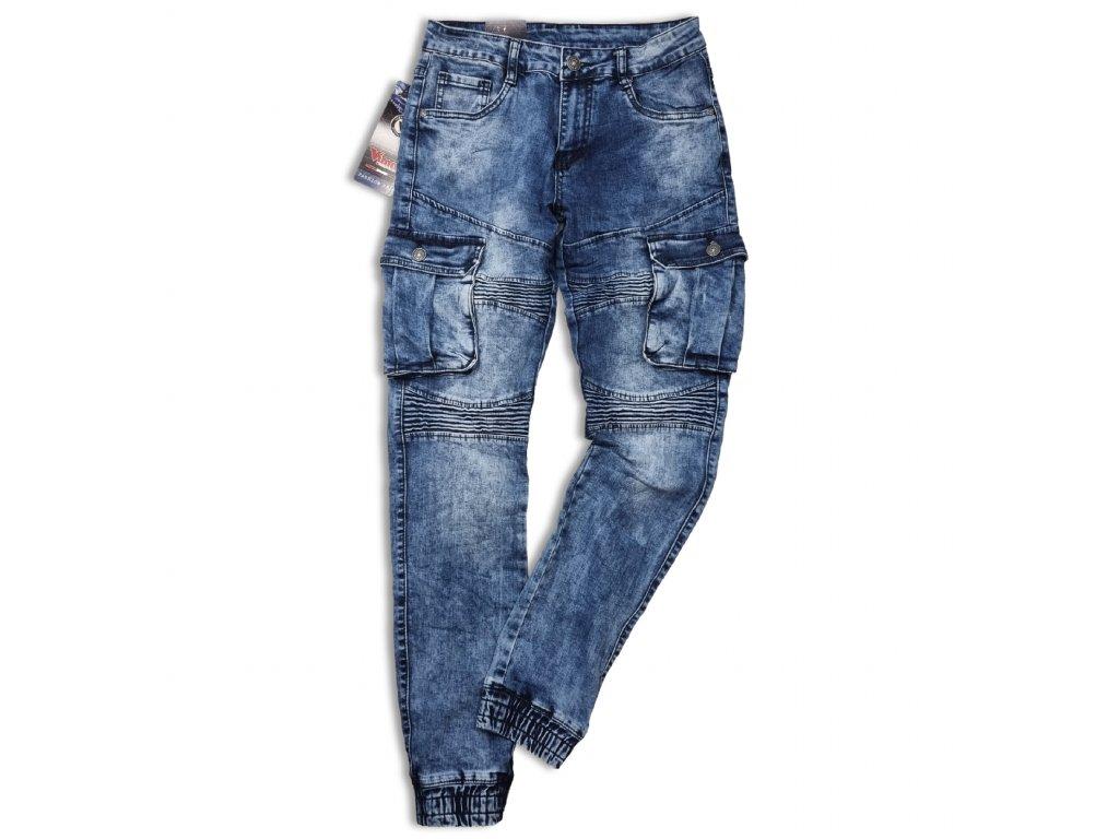 Pánské cargo kalhoty Viman
