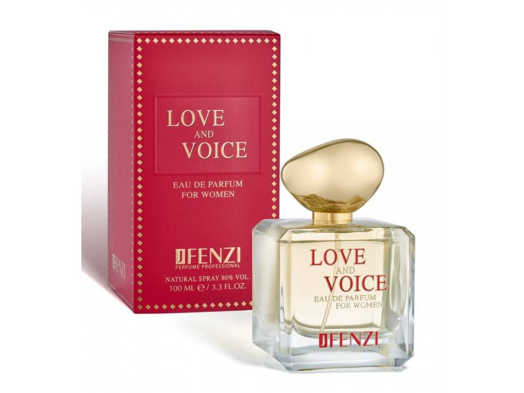 pol pl JFenzi Love and Voice woda perfumowana 100 ml 27013 1