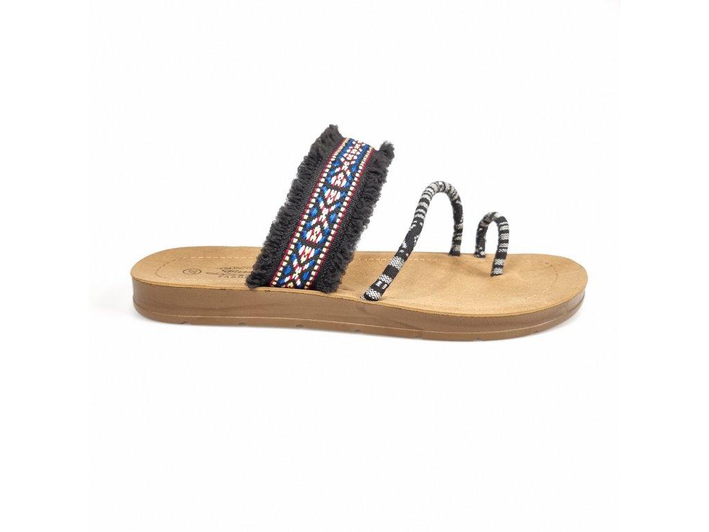 Dámské pantofle Bali Camo