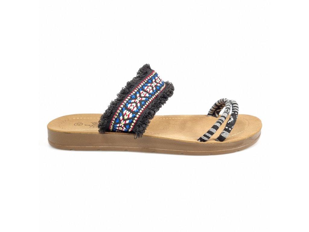 Dámské pantofle Maui Camo