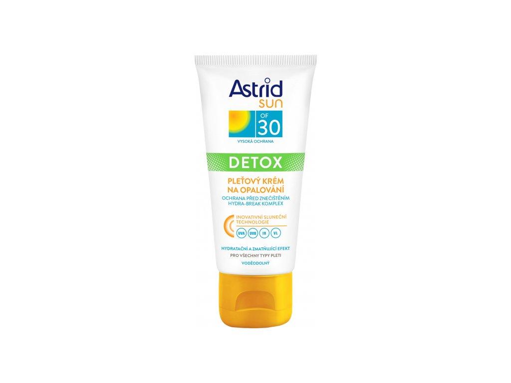 815048 astrid sun krem pletovy detox f30 50ml