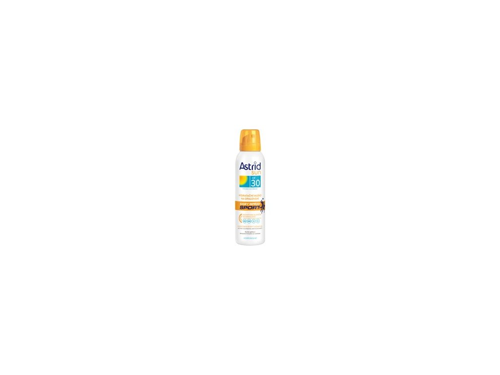 815121 astrid sun mleko easy spray sport f30 150ml