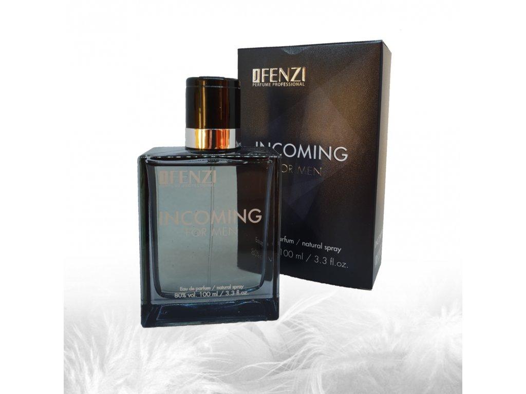 JFENZI INCOMING for MEN Pánská citrusovo kořeněná parfémová voda 100ml