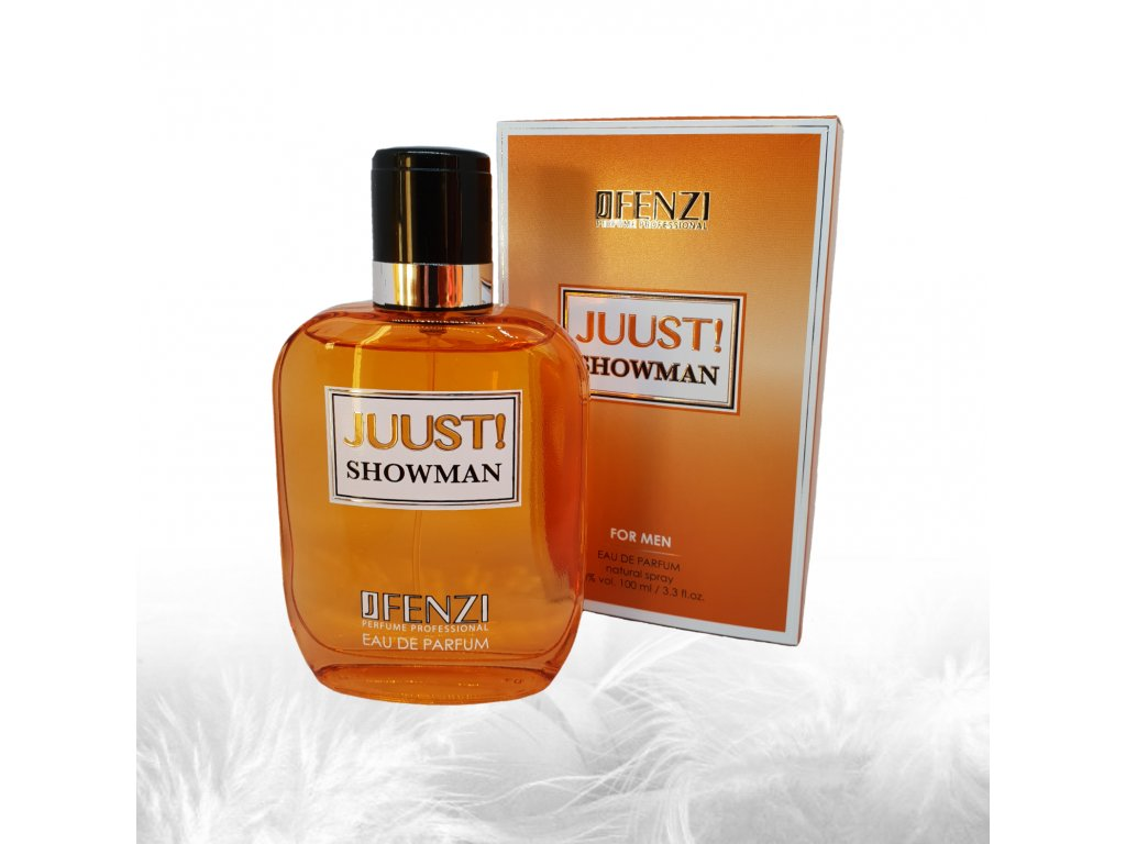 Juust Showman Men 100 ml