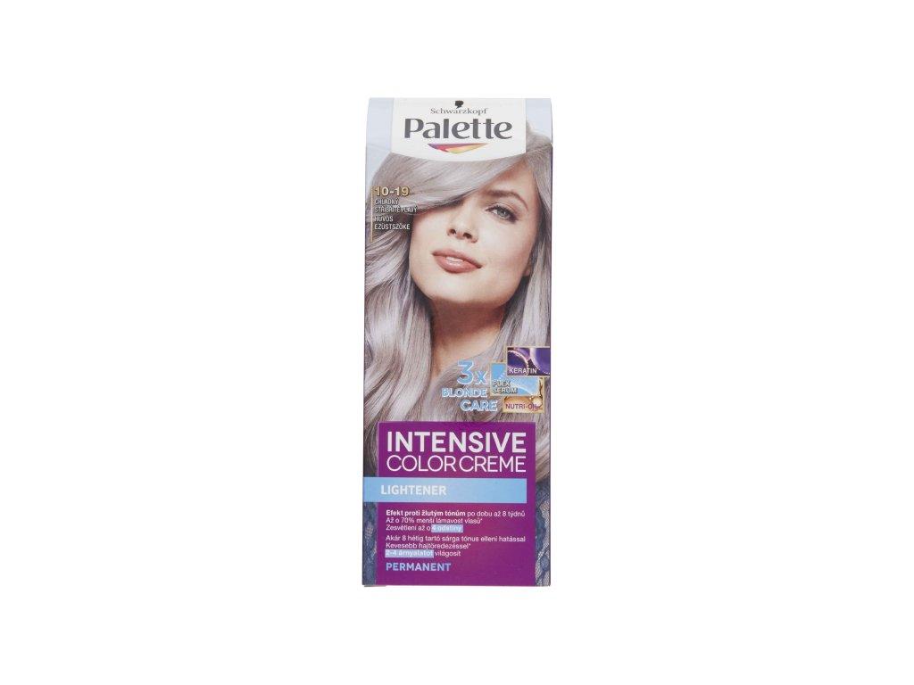 869983 schwarzkopf palette intensive color creme barva na vlasy chladny stribrite plavy 10 19