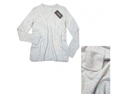 Dámský svetr melírovaný