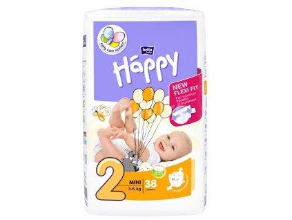 Bella Baby Happy Mini 3-6 kg 38ks